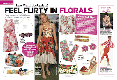 floral fashions
