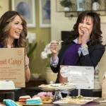 Style Expert Alison Deyette and Marie Osmond