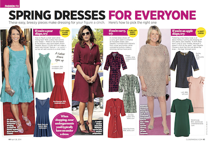 48f6f2f2436 Best Spring Dresses For Your Body Shape