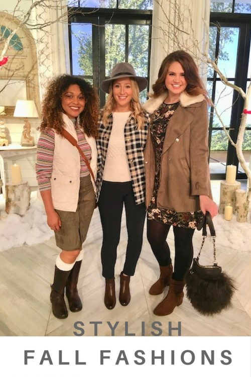 Look Fabulous when you layer your winter fashions in style