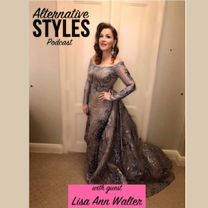 f3116a62e4 It s time for an inside look at the celebrity lifestyle on the latest  episode of Alternative Styles podcast. Lisa Ann Walter walks us through her  night at ...