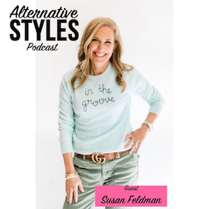 We re excited to have two entrepreneurs on the latest episode of  Alternative Styles. One Kings Lane founder Susan Feldman gets in the groove  with a brand ... 2661720d6d