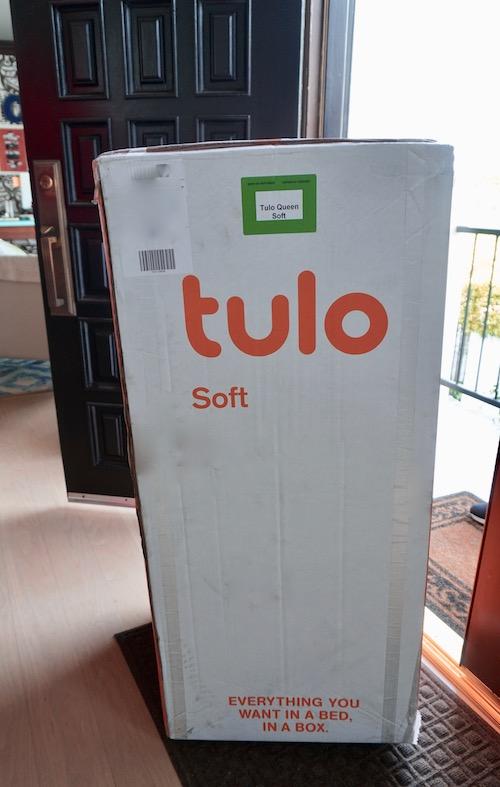 tulo mattress in a box